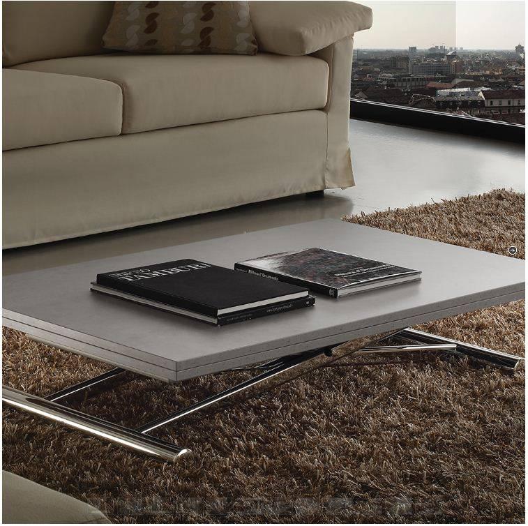 Table Basse Transformable Nice Relevable Et Extensible En